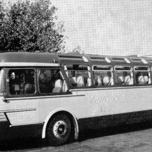 Amova A.E.C. touringcar, jaren 50