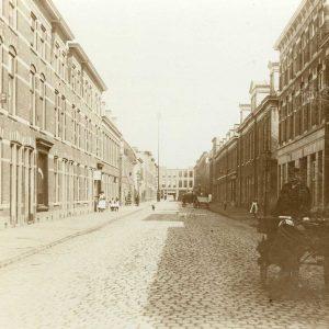 Elvea, Avermaete, Binckhorststraat, 1900