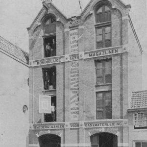 Beekman pakhuis, ca. 1900