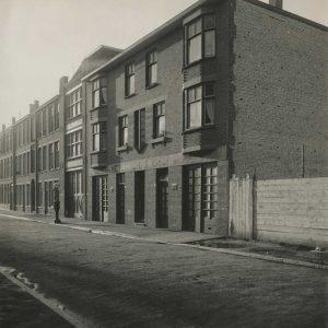 Van Boheemen, Newtonstraat, 1925