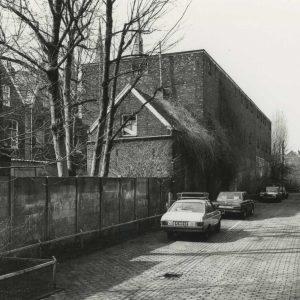 Van Boheemen, verhuizer, Da Costatraat, 1978