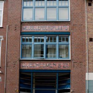 Van Boheemen, Newtonstraat, 2021