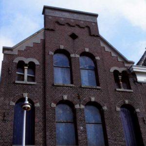 Van Bommel, brandstoffelhandel, geveltop, 1994