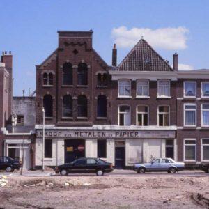Pakhuis Van Bommel, brandstoffen, Rembrandtstraat, 1994