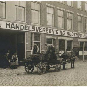 Buderus, Hofwijckstraat, 1927
