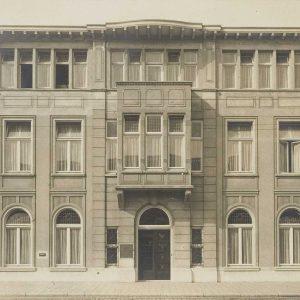 De Centrale, Rijnstraat, 1921