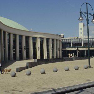 Circustheater, nieuwbouw, 1993