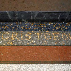 Cristofoli signering restauratie Passage