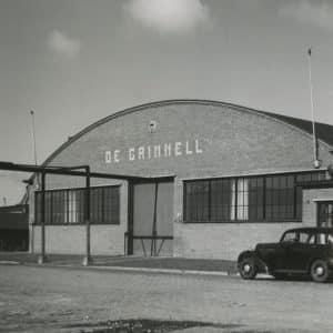 De Grinnell, Jupiterkade 1-2