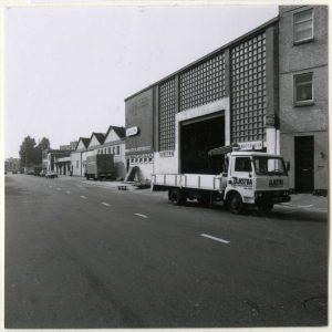 Dijkstra bouwmaterialen, 3e Van der Kunstraat 55, 1982