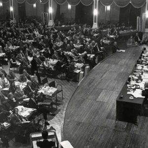 EMS aandeelhoudersvergadering, Kurhaus, 1972