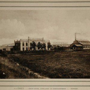 ENKES-fabriek,Westvlietweg 60, ca. 1918