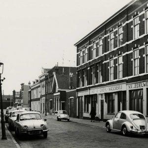 Edelweiss, Van Heck, Schenkstraat, 1967