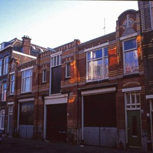 Eerste Kunstsmederij, Honthorststraat, ca. 1990