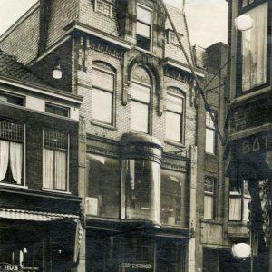 Eiffinger Piet Heinstraat, 1948