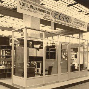 Elva, beurstand, bouwtentoonstelling, Brussel, jaren 60