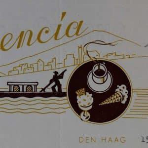 Florencia logo, 1946