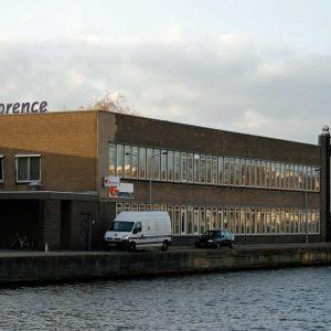 In 2009 hield zorgorganisatie Florence kantoor in het voormalige pand van De Zwitsersche.