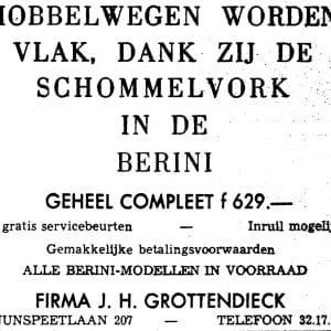 Grottendieck, Berini, 1964