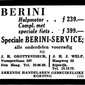 Grottendieck, Berini, 1951