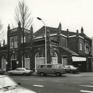 Sporthal, Theresiastraat, 198