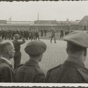 RAC, 1e van der Kunstraat, 1945