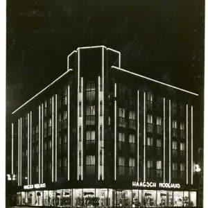 Haagse Modehuis, 1938