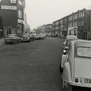 Haagsche Drukkerij, Spaarnestraat 4, 1969