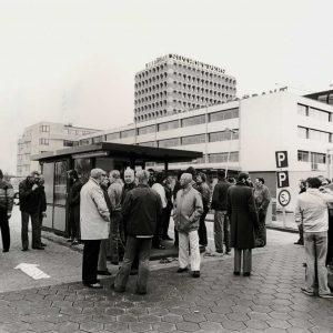 Complex Haagsche Courant, Rijswijk, 1982