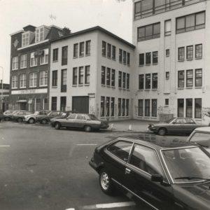 Haghefilm, Color Film Center, Leeghwaterstraat, 1982