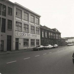 HagheFilm, Color FilmCenter, Waldorpstraat, 1982