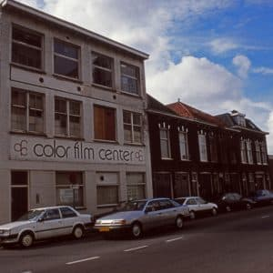 Haghefilm, Color Film Center, Waldorpstraat, ca. 1990
