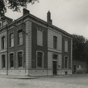 Hijmans, Muzenstraat, 1943