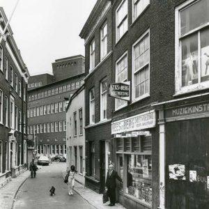 Hubeek, Nobelstraat, 1981