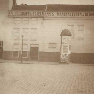 Hulshoff, Kalvermarkt, 1920