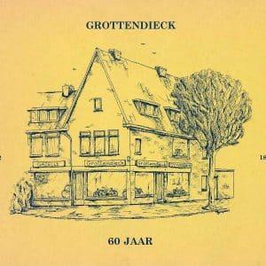 Jubileumbrochure Grottendieck, 1992