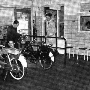 Brochure Grottendieck, 60 jaar, de werkplaats