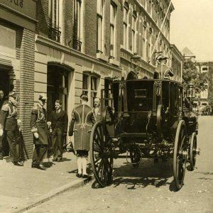 Innemee, begrafenis generaal C.J. Snijders, 31 mei 1939