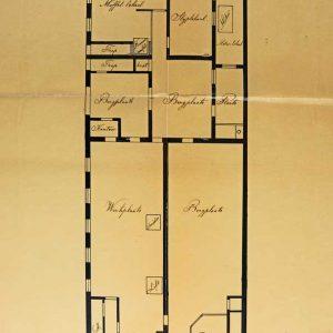 Jan Jaarsma, NoordWest Binnensingel 50-53, 1903