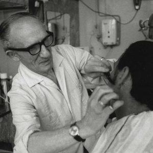 Jacobson, kapper, 1973