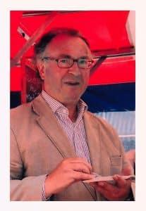 Jan van Dam (1942 - 2020)