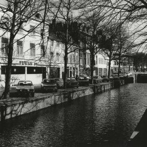 Bouman, tuig- en zadelmaker, Houtweg, 1978