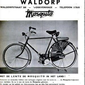 Waldorp radio, Mosquito, 1948