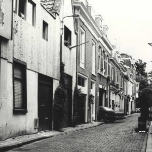 Kikkerstraat, Van Heijst, 1977
