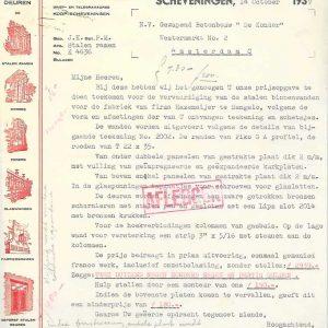 Koop, Hazemeijer, Hengelo, 1937