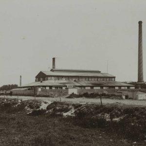 Kranenburg kalkzandsteenfabriek, Beeklaan, ca.1905
