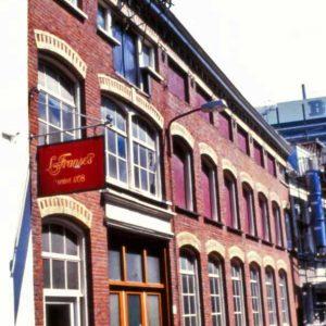 Franses, Kunstsmederij, Koediefstraat, 1990