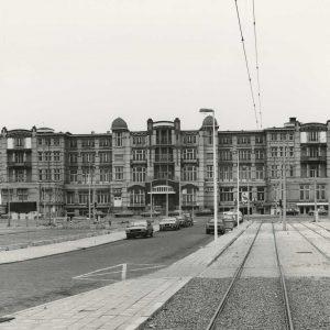 Lampe vestiging Palace Hotel, 1978