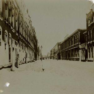 Lankhout, Noorderbeekdwarsstraat, 1910
