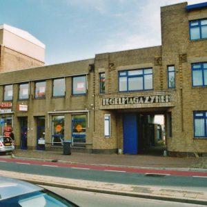 De Lint, Delft, bedrijfsgebouw Westvest 145-147